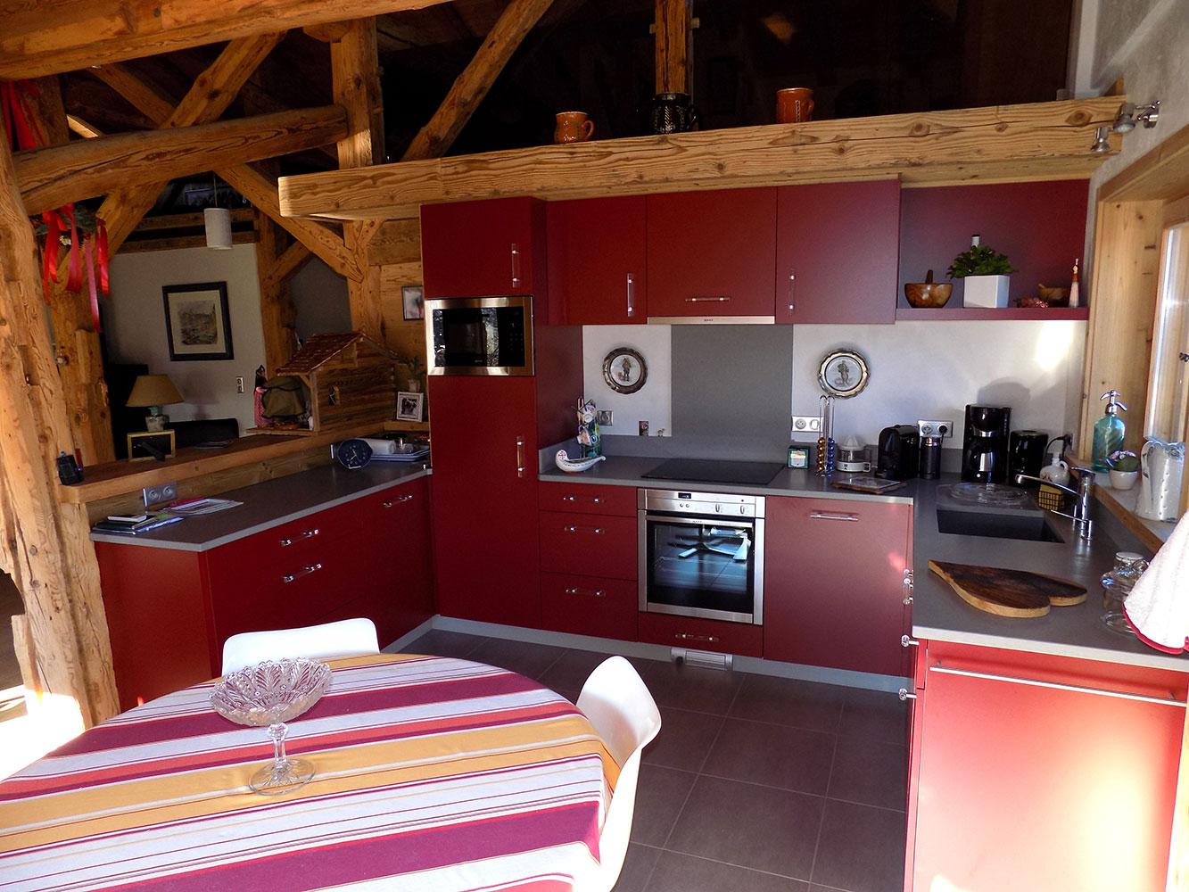 Atelier de DOM, Pose de cuisines à Cordon, création de salle de ...